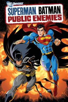 Superman/Batman: Public Enemies The Movie