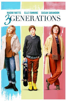 3 Generations The Movie