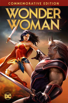 Wonder Woman (Commemorative Edition) The Movie