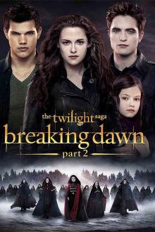 The Twilight Saga: Breaking Dawn - Part Two The Movie