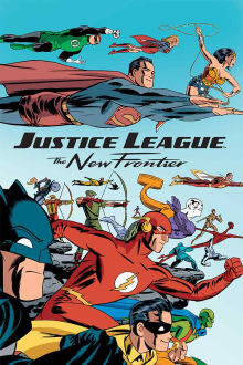Justice League: The New Frontier The Movie