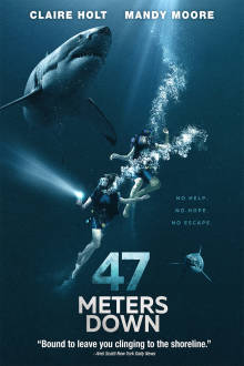 47 Meters Down The Movie