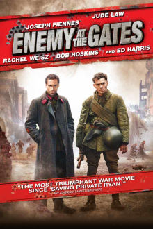 Enemy At the Gates The Movie
