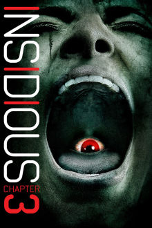 Insidious: Chapter 3 The Movie