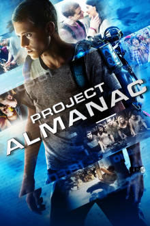 Project Almanac The Movie