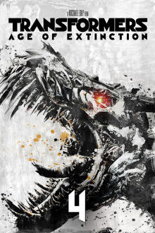 Transformers: Age of Extinction The Movie