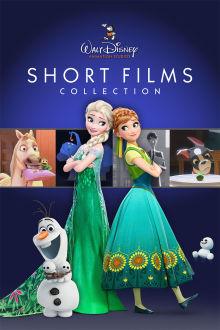 Walt Disney Animation Studios Shorts Collection The Movie