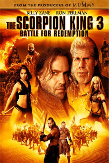 The Scorpion King 3: Battle For Redemption The Movie