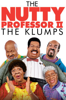 Nutty Professor II: The Klumps The Movie