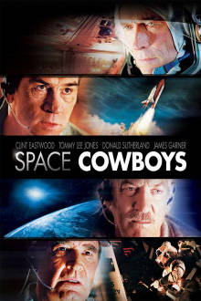 Space Cowboys The Movie