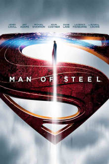 Man of Steel The Movie