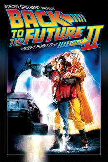 Back to the Future II The Movie