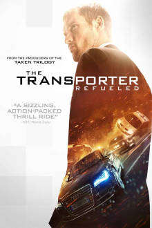 Transporter Refueled The Movie
