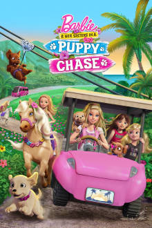Barbie & Her Sisters In A Puppy Chase The Movie