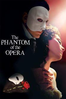 The Phantom of the Opera The Movie