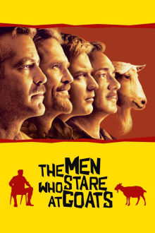 Men Who Stare at Goats The Movie