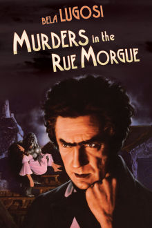 Murders in the Rue Morgue The Movie