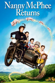 Nanny McPhee Returns The Movie