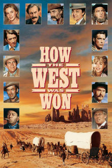 How the West Was Won The Movie