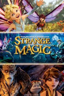 Strange Magic The Movie