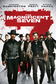 The Magnificent Seven The Movie