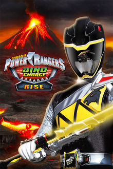 Power Rangers Dino Charge: Rise The Movie
