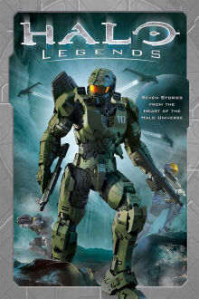 Halo Legends The Movie