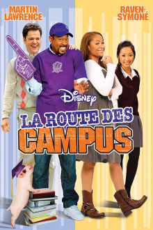 La route des campus The Movie