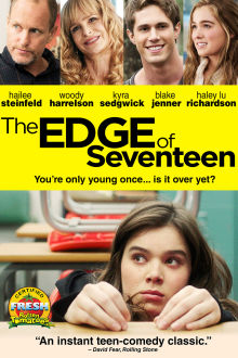 The Edge of Seventeen The Movie