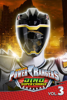 Power Rangers: Dino Super Charge - Vol. 3 The Movie