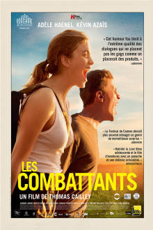 Les combattants The Movie
