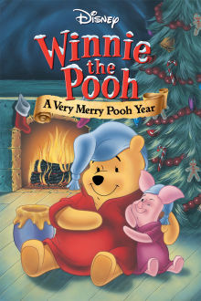 Winnie The Pooh: A Very Merry Pooh Year The Movie