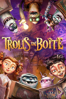 Trolls en boîte The Movie