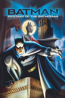 Batman: Mystery of the Batwoman The Movie