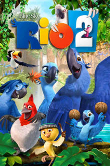 Rio 2 The Movie