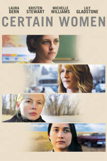 Certain Women The Movie