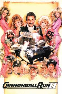 Cannonball Run II The Movie