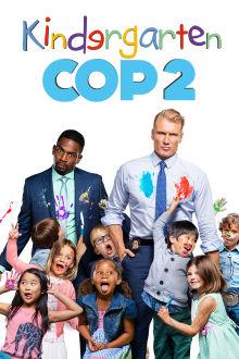 Kindergarten Cop 2 The Movie