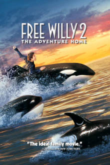 Free Willy 2: The Adventure Home The Movie
