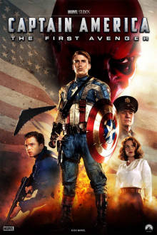 Captain America: The First Avenger The Movie