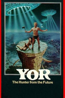 Yor, the Hunter From the Future The Movie