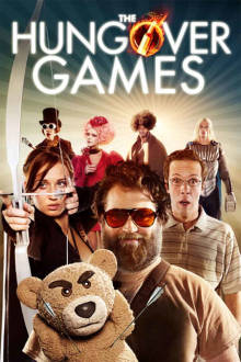 Hungover Games The Movie
