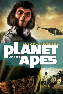 Escape From the Planet of the Apes The Movie