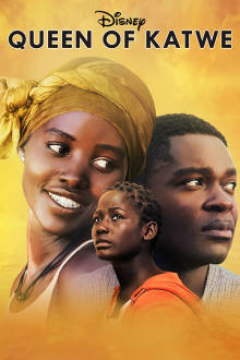 Queen of Katwe The Movie