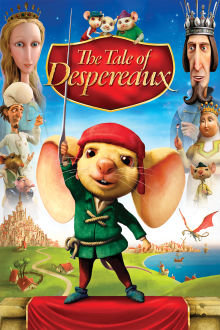 Le conte de Despereaux The Movie