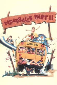 Meatballs Part II The Movie