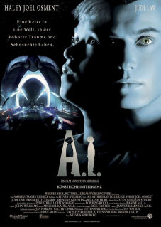 A.I. Artificial Intelligence The Movie
