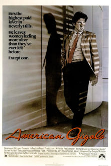 American Gigolo The Movie