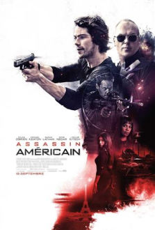 American Assassin SuperTicket poster art
