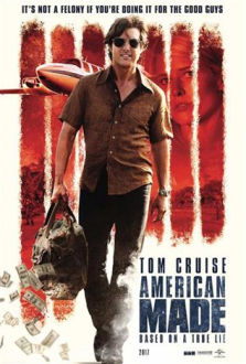 American Made SuperTicket poster art
